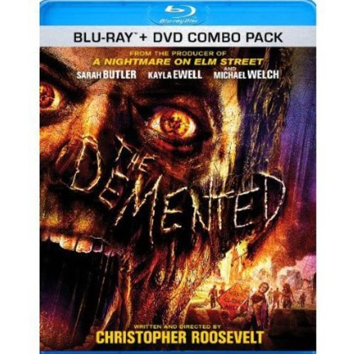The Demented [Blu-ray+DVD]