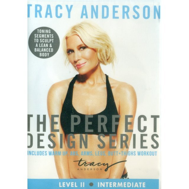 Tracy Anderson: The Perfect Design Series - Sequence 2