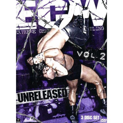 WWE: ECW Unreleased Volume 2