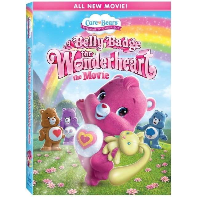 Care Bears: A Belly Badge for Wonderheart Movie