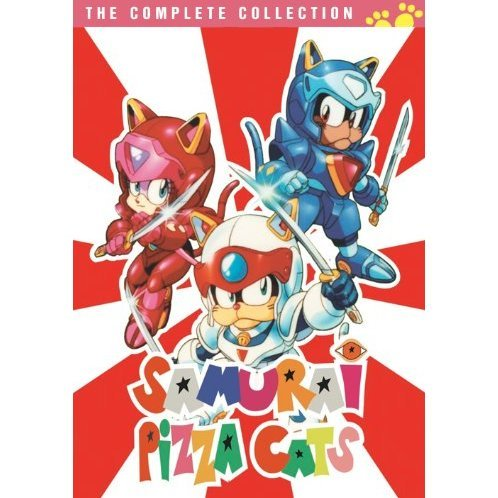 Samurai Pizza Cats: The Complete Collection