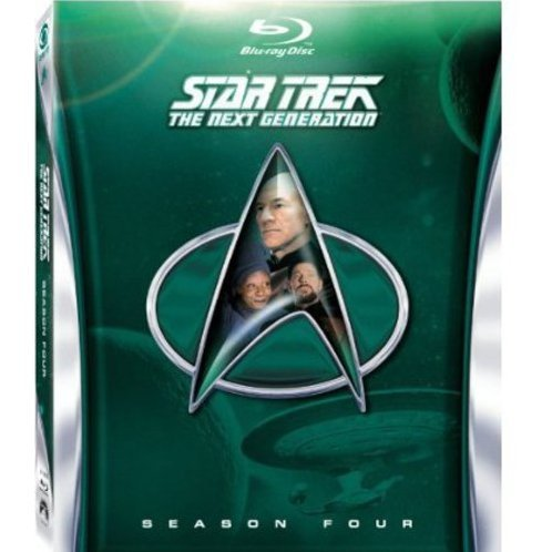 Star Trek The Next Generation: Season Four