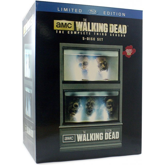 The Walking Dead: The Complete Third Season [Limited Edition]