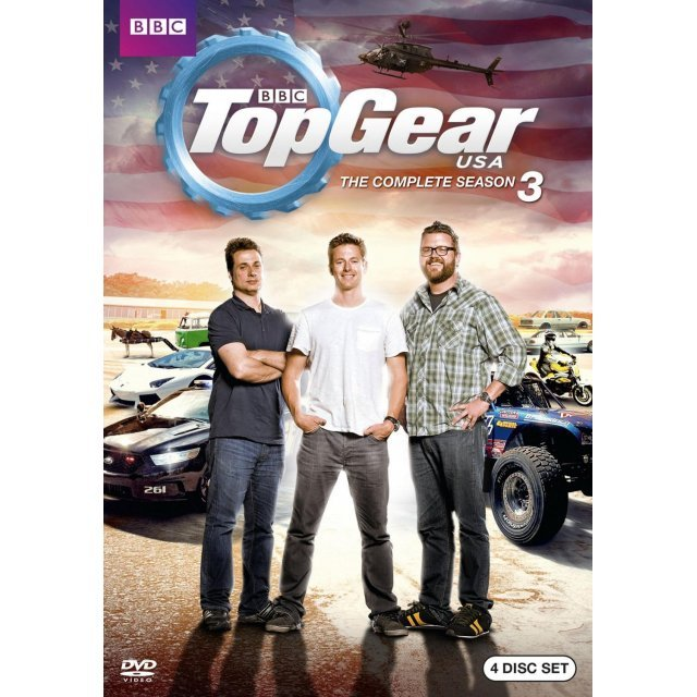 Top Gear USA: Season 3