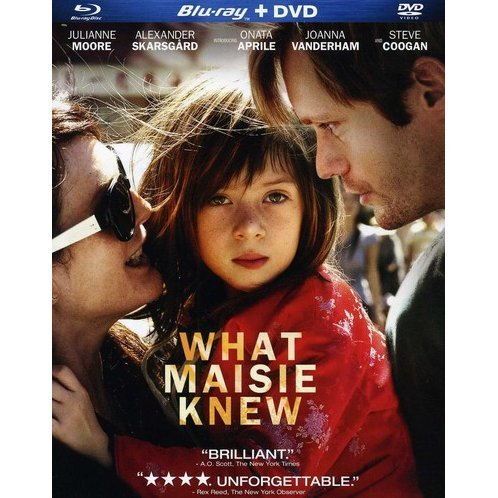 What Maisie Knew [Blu-ray+DVD]
