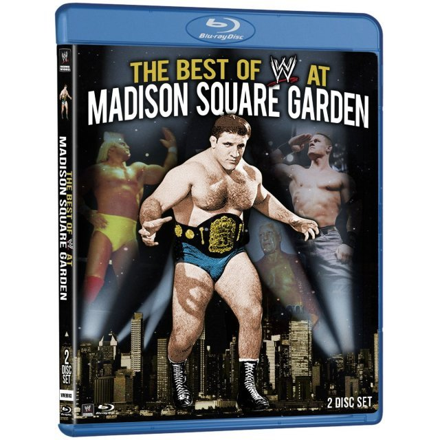 WWE: Best of MSG