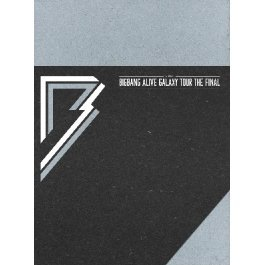 2013 Big Bang Alive Galaxy Tour The Final in Seoul [3DVD+Photobook]
