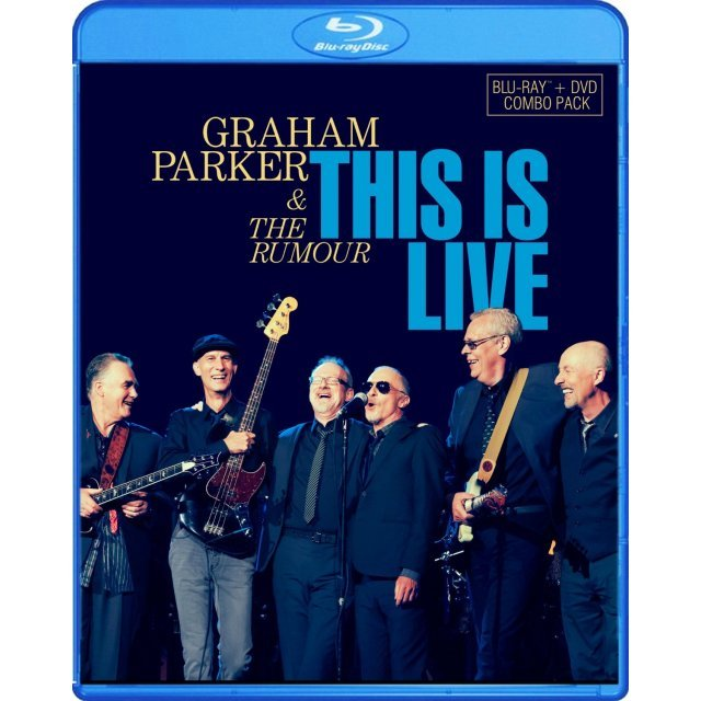 Graham Parker & The Rumor: This Is Live [Blu-ray+DVD]
