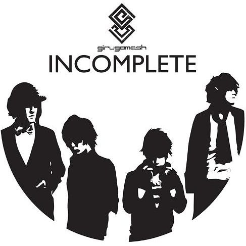 Incomplete [Limited Edition]