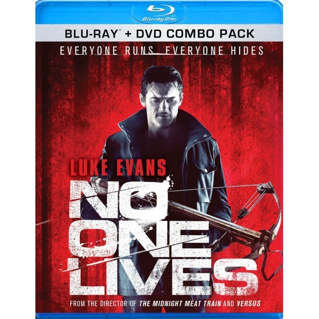 No One Live [Blu-ray + DVD]