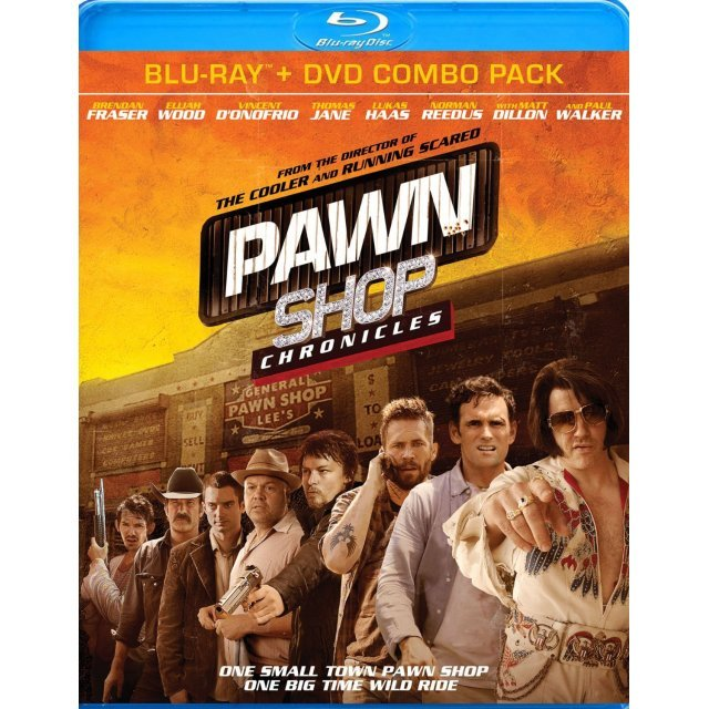 Pawn Shop Chronicles [Blu-ray+DVD]