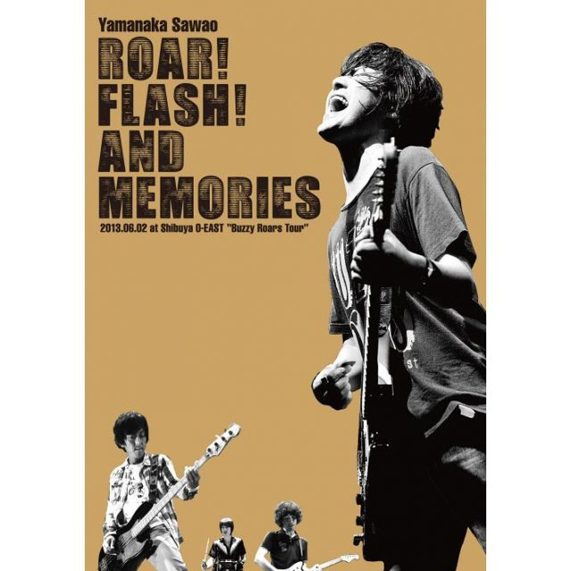 Roar Flash And Memories 2013.06.02 At Shibuya O-east - Buzzy Roars Tour
