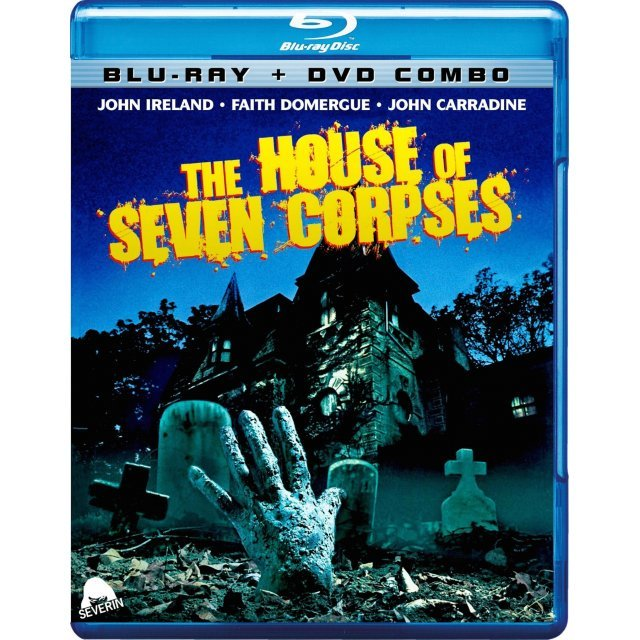 The House of Seven Corpses [Blu-ray+DVD]