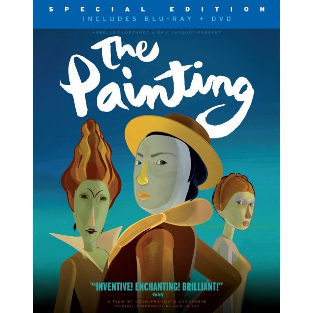 The Painting [Blu-ray+DVD]