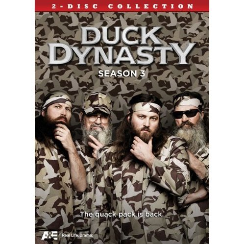 Duck Dynasty: Season 3