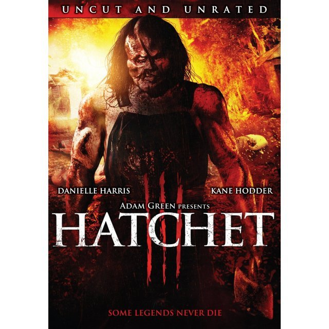 Hatchet III: Unrated Director's Cut