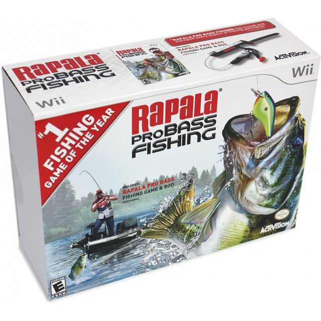 Rapala Pro Bass Fishing (Game of the Year) (Bundle)