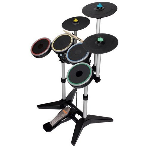 Rock Band 3 Wireless Pro-Drum and Pro-Cymbals Kit