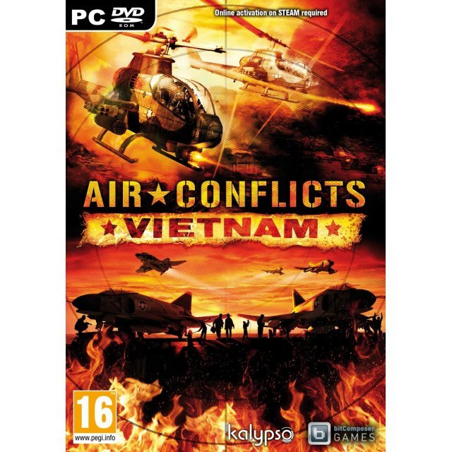 Air Conflicts: Vietnam (DVD-ROM)