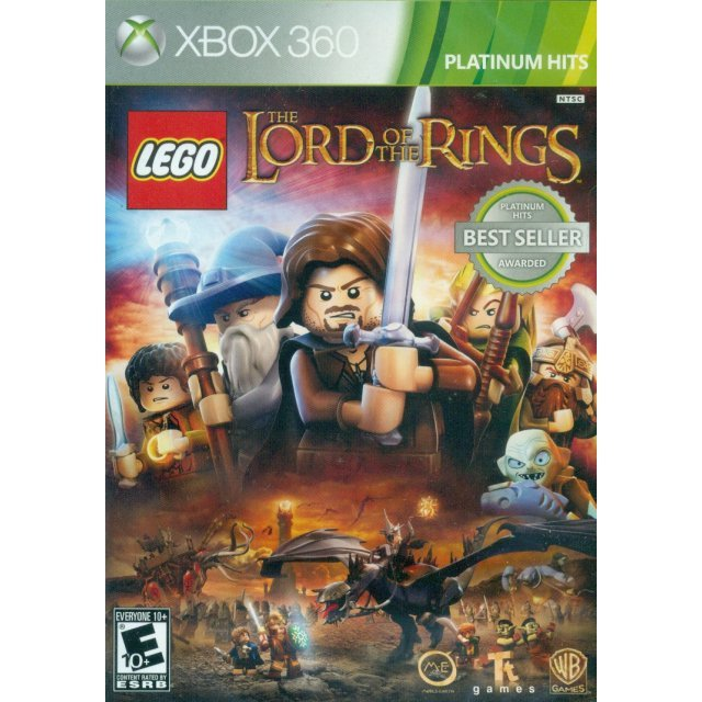 LEGO The Lord of the Rings (Platinum Hits)