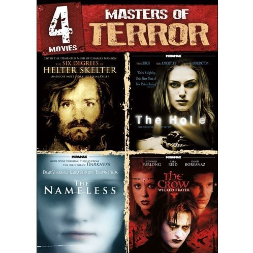 Masters of Terror: 4 Movies