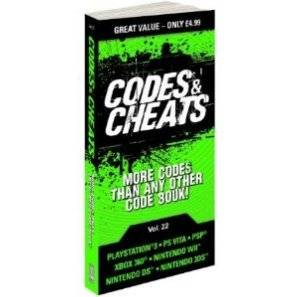 Codes & Cheats Vol. 24 Official Game Guide