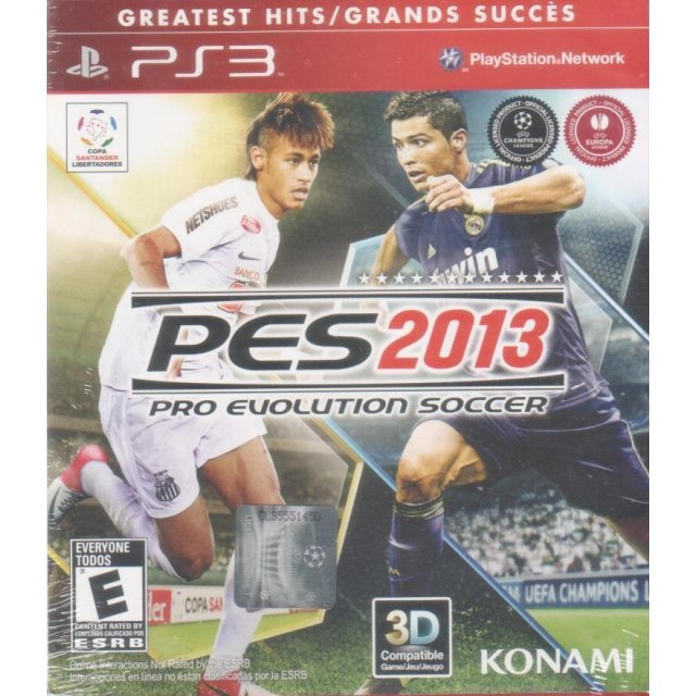 Pro Evolution Soccer 2013 (Greatest Hits)