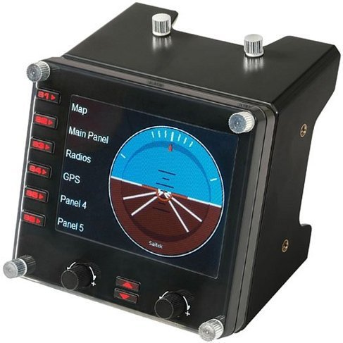 Saitek Pro Flight Instrument Panel, USB (PC)