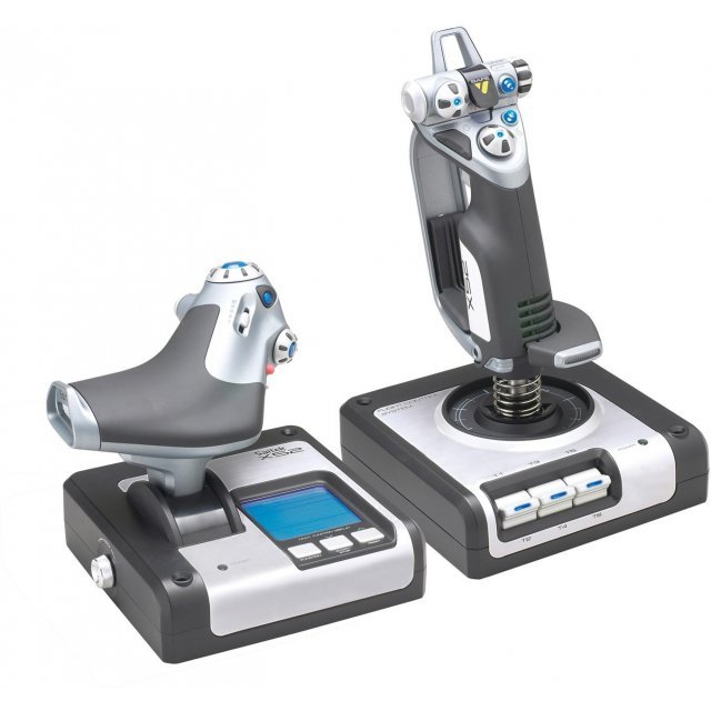 Saitek X52 Flight Control System, USB (PC)