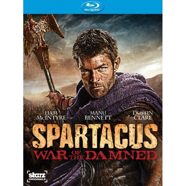Spartacus: War of the Damned (The Complete Third Season)