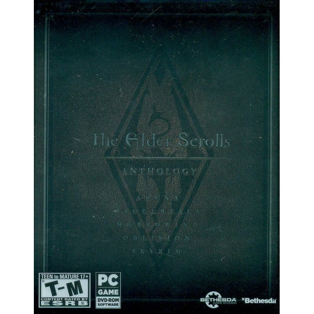 The Elder Scrolls Anthology (DVD-ROM)