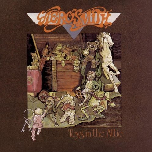 Toys in the Attic [Limited Edition+Remastered]