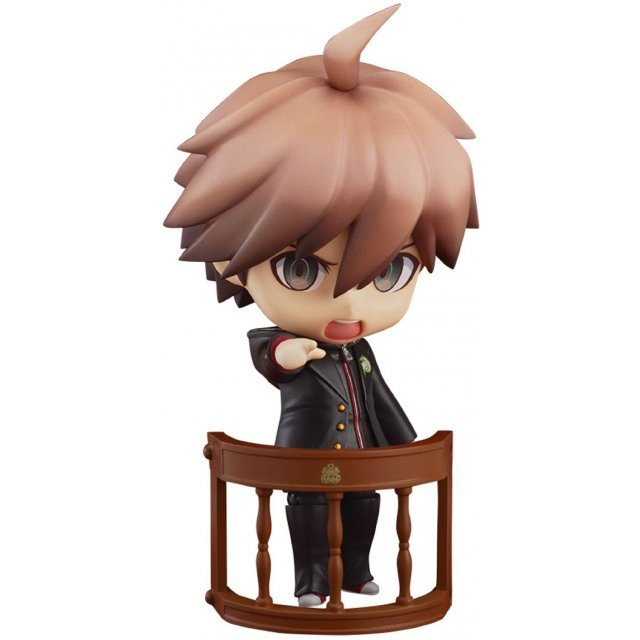 Nendoroid No. 352 Danganronpa the Animation Non Scale Pre-Painted PVC Figure: Naegi Makoto