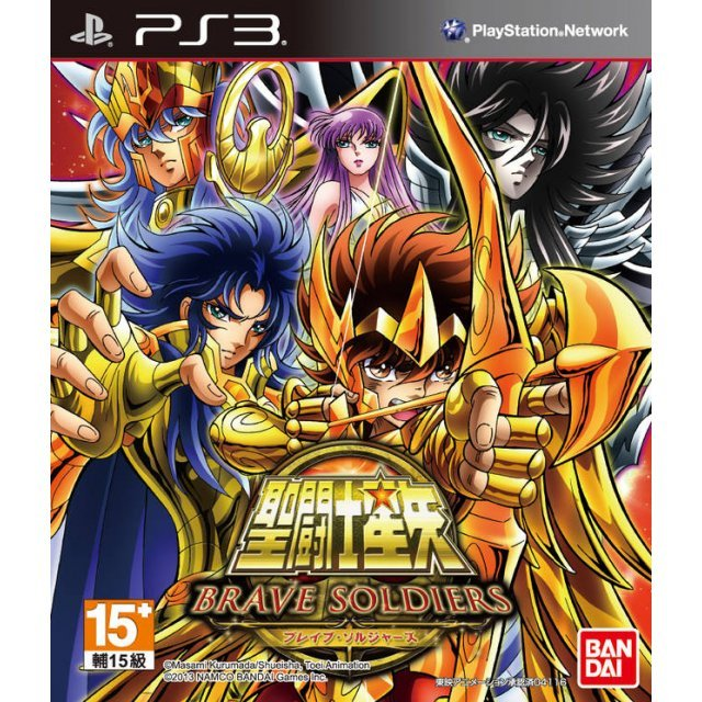 Saint Seiya: Brave Soldiers (Japanese Version)