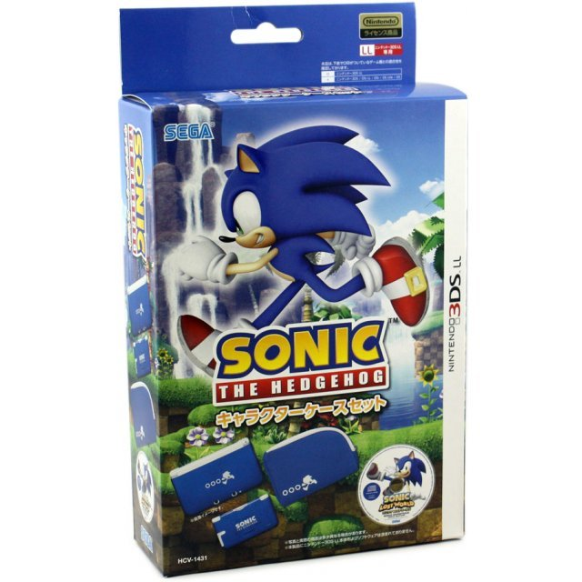 Sonic Character Case Set