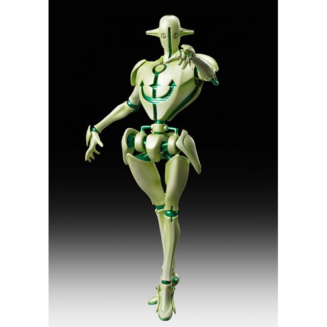 Statue Legend Jojolion JoJo's Bizarre Adventure Part 8 No.40 Non Scale Pre-Painted PVC Figure: Soft & Wet Second