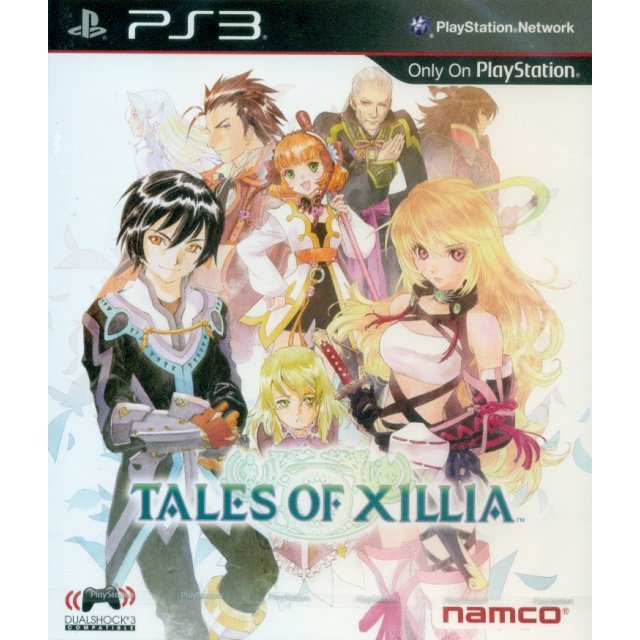 Tales of Xillia (English Version)