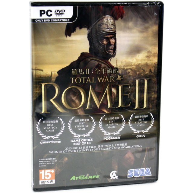 Total War: Rome II (DVD-ROM)