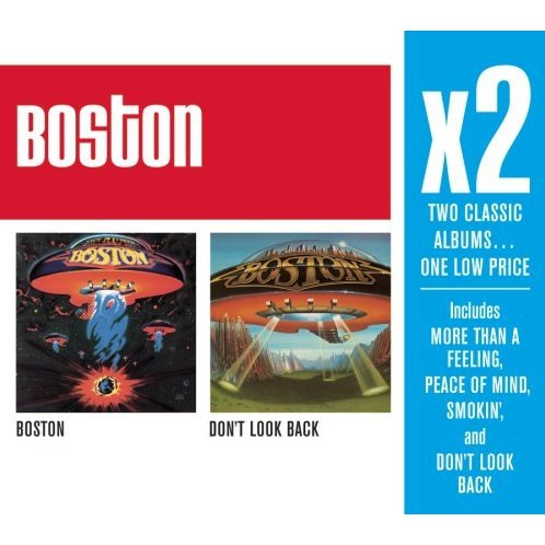 X2: Boston / Don't Look Back