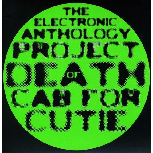 Electronic Anthology Project of Death Cab for Cutie