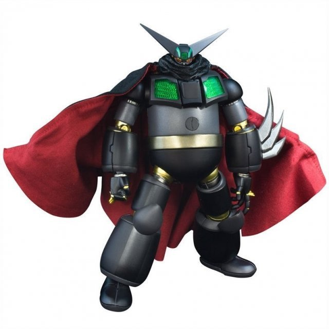 Getter Robo Armageddon Pre-Painted Figure: Black Getter