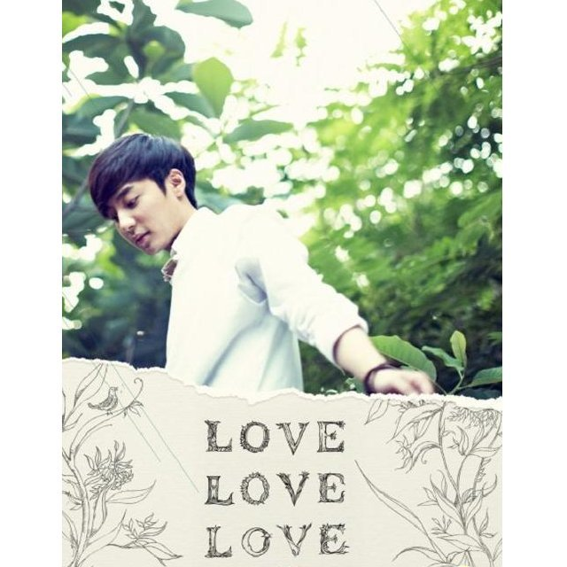 Love Love Love [CD+DVD Limited Edition]