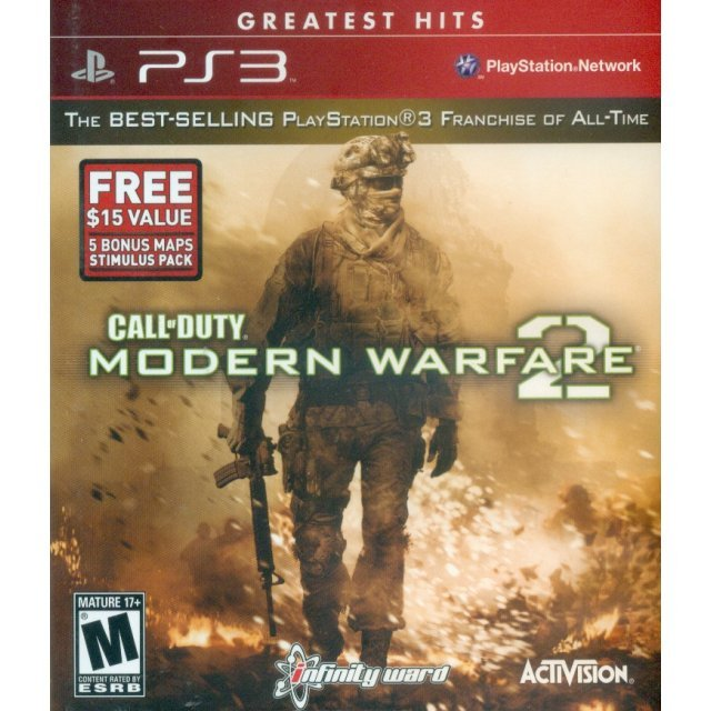 Call of Duty: Modern Warfare 2 (Greatest Hits)