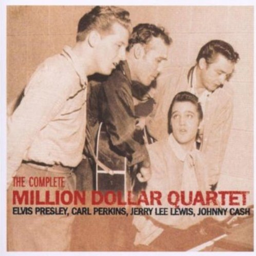 Elvis Presley: Complete Million Dollar Quartet