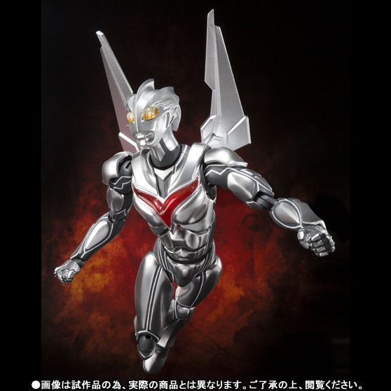 Ultra-Act Ultraman Non Scale Pre-Painted PVC Figure: Noa