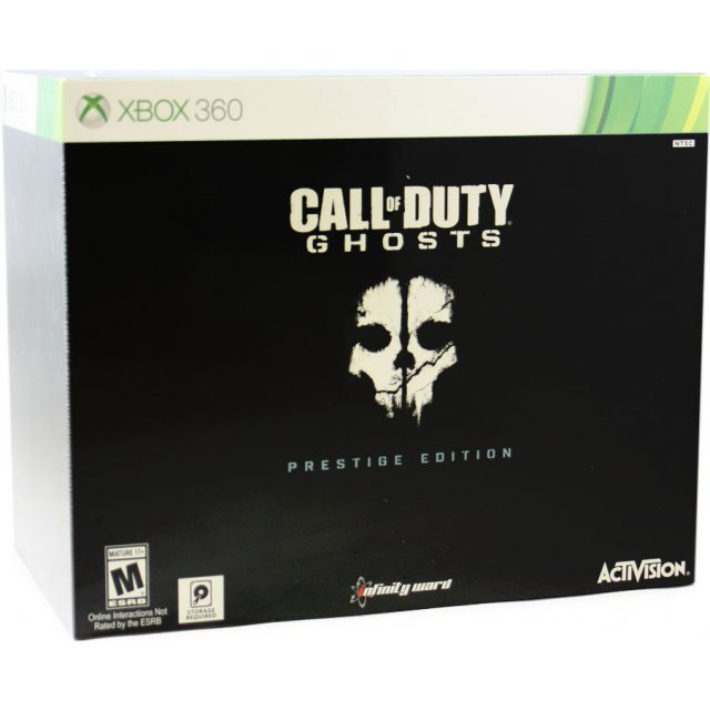 Call of Duty: Ghosts (Prestige Edition)