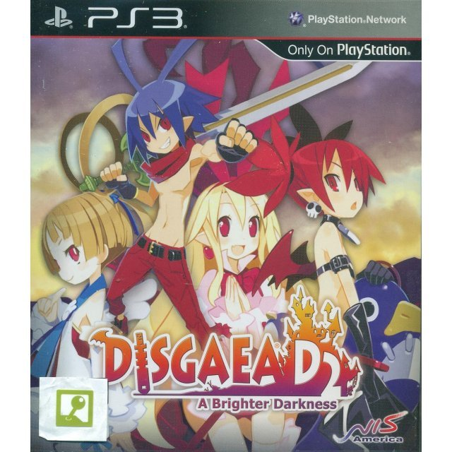 Disgaea D2: A Brighter Darkness (English)