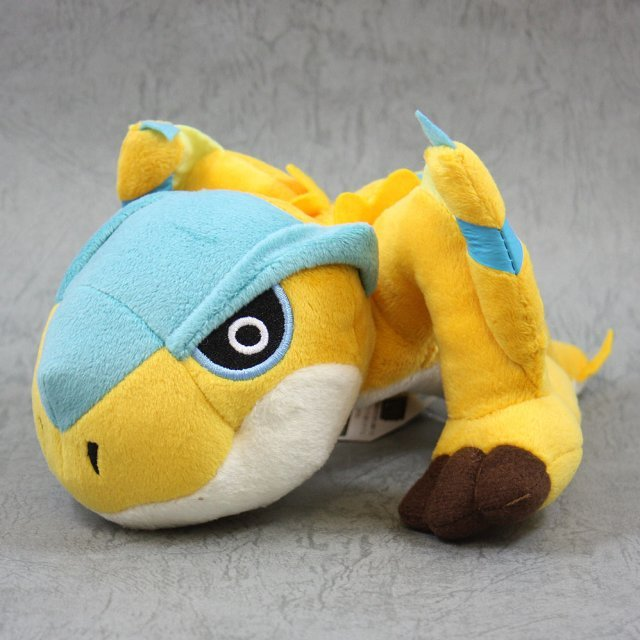 Monster Hunter Monster Plush Doll: Tigrex (Re-run)