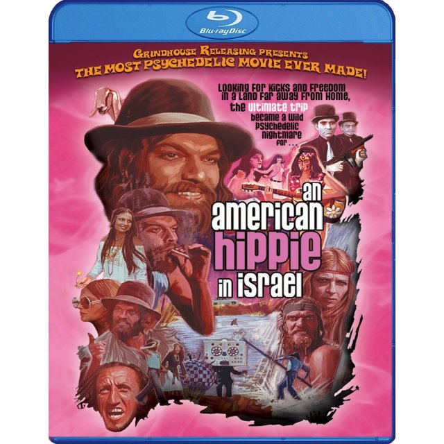 An American Hippie In Israel [Limited Edition/Blu-ray+DVD]