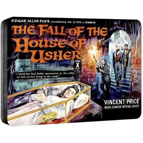 Fall of the House of Usher Steelbook